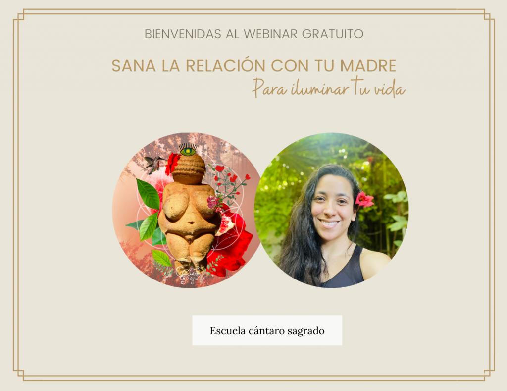 webinar sanar la relación con la madre 2